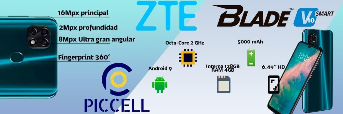 ZTE Blade V10 Smart