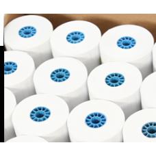 12 Pack Rollo de Papel Térmico Blanco 80*70