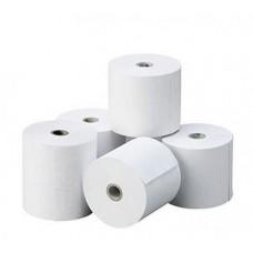 6 Pack Rollo de Papel Térmico Blanco 80*70